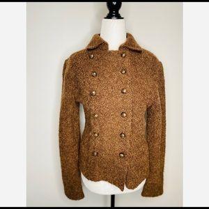 Lauren Ralph Lauren Wool Mohair Blend Jacket
